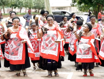 Swaziland: One Billion Rising Revolution Series: What Did Dancing Do?